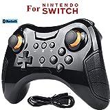 commutateur contrôleur pour Nintendo commutateur sans Fil Pro Controller manettes de Jeu Joystick Bluetooth pour commutateur contrôleur de Jeu Manette de Jeu