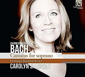 J.S. Bach: Cantatas for Soprano