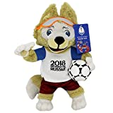 FIFA Campeonato Mundial 2018–Peluche mascota zabivaka 45cm