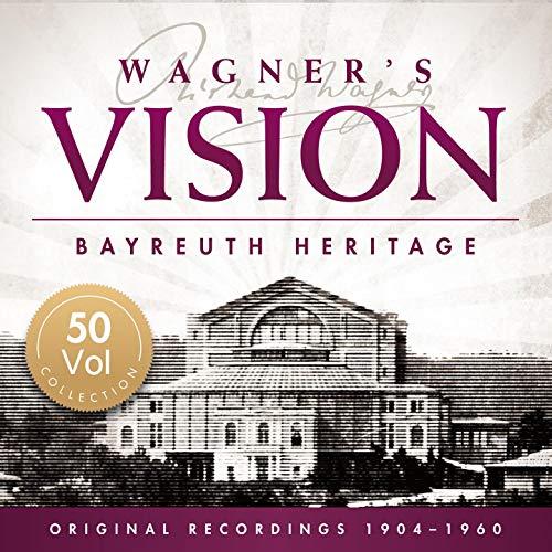 Wagner's Vision - Bayreuth Heritage Vision-box
