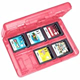 Game Card Carry Case Holder 28 in 1 Cartridge Storage Box for Nintendo 3DS XL DH