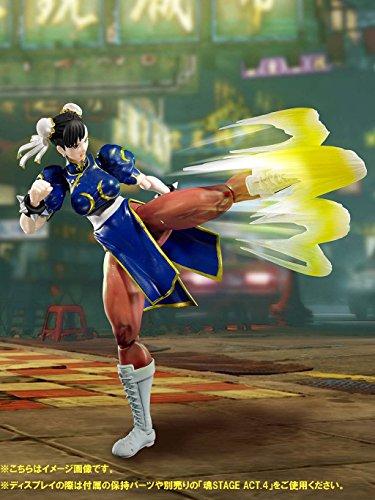 Street Fighter V SH Figuart, Multicolor (BAN05194) 6