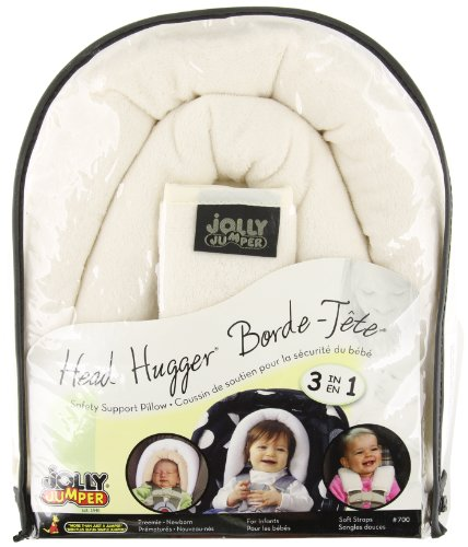 Jolly Jumper Head Hugger Baby Head Support 3 In 1 Pillow 51F3zNI5kNL