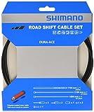 Shimano Schaltkabel-Set ROAD BIKE Polymer schwarz Schwarz n/a