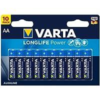 Varta 1x 10High Energy Pile LR 6Alcaline 1.5V AA