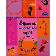 Bijoux et accessoires en fil