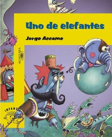 Uno de Elefantes par Jorge Accame