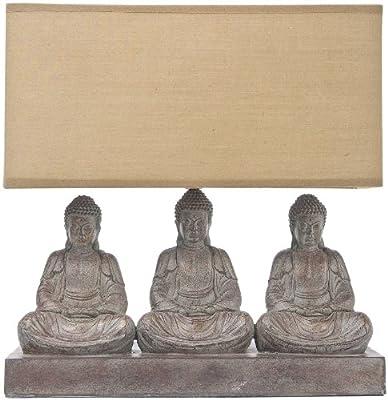Kare 30966 Tischleuchte Sitting Buddha Rectangular 0.13 Meter x 0.31 Meter x 0.32 Meter von Kare bei Lampenhans.de