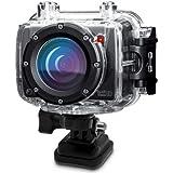 Fantec BeastVision HD Wi-Fi Basic Edition Action Kamera (8 Megapixel, 10-fach dig. Zoom, Full HD, WLAN)
