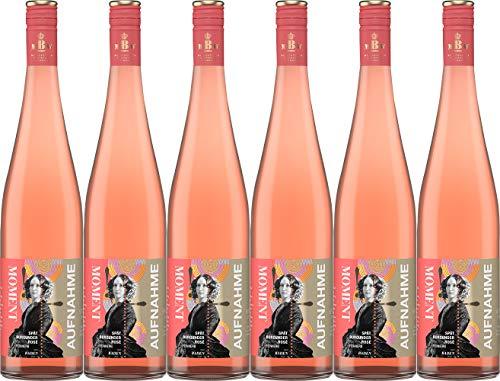Markgräfliches Badisches Weinhaus Moment-Aufnahme Spätburgunder Rosé 2018 Feinherb (6 x 0.75 l)