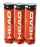 Head Radical Tennis Balls -  Triple Pack (12 Balls) - HEAD - amazon.co.uk