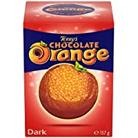 Terry's Chocolate Orange Dark, 157g (PAQUETE DE 3)
