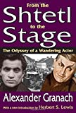 From the Shtetl to the Stage: The Odyssey of a Wandering Actor