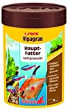 sera 00201 vipagran 100 ml - das Hauptfutter aus langsam sinkendem Softgranulat