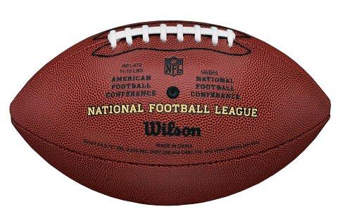 Zoom IMG-2 wilson nfl duke replica pallone