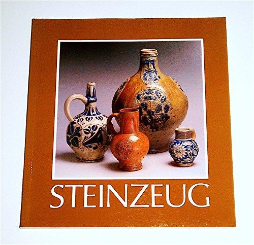 Rheinisches Steinzeug: Bestandskatalog des Rheinischen Landesmuseums Trier (Kunst Und Kunsthandwerk-speicher)
