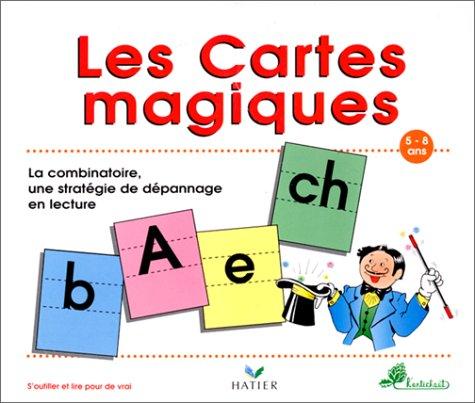 Les Cartes magiques par Lise Desrosiers