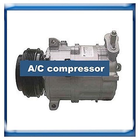 Gowe A/C Compresseur pour Sanden pxv16A/C Compresseur pour Alfa Romeo/Opel/Saab/Fiat 606938757178935776588751704659131919956854035