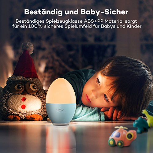nachtlicht kind vava baby kinder nachtleuchte led. Black Bedroom Furniture Sets. Home Design Ideas