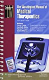 The Washington Manual(r) of Medical Therapeutics (Washington Manual of Medical Therapeutics (Spiral))