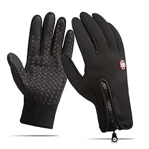 radhandschuhe anqier windproof warm touchscreen handschuhe. Black Bedroom Furniture Sets. Home Design Ideas
