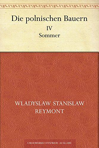 Die polnischen Bauern IV - Sommer