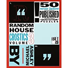 Random House Crostics: Volume 3
