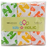 Letter N (Multicoloured Pack of 3) Perso...