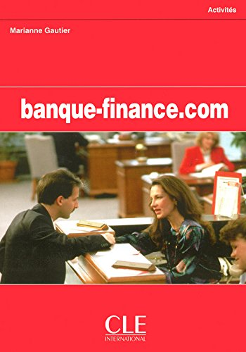 Point.Com: Banque-Finance.Com - Livre De L'Eleve par Bassi