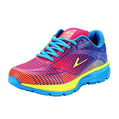 Vostro VSS0013-BETTY-Pink Sport Shoes for Women Size - 4 UK