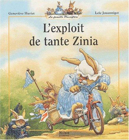 L'Exploit de tante Zinia par Geneviève Huriet