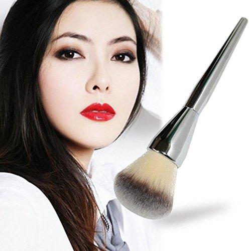 ♥Xjp 1PC Pinceau poudre brosse cosmétiques♥