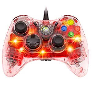 Afterglow XBOX360 Controller (Smart Track) – rot – [Xbox 360]