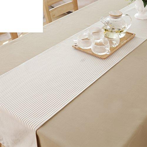 chläufer/lattice table fahnen/simple,moderne tischläufer-A 40x240cm(16x94inch) (Jute-netzgewebe)