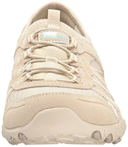 Skechers Savvy-Baroness Synthétique Baskets Natural