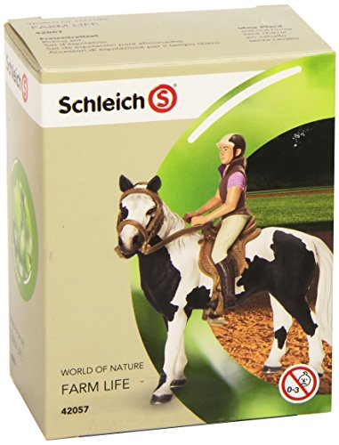 Schleich 42057 - Freizeitreitset