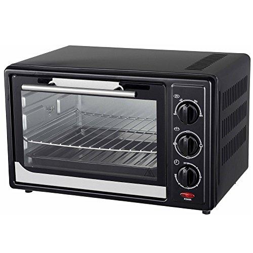 1500W-Mini-Backofen-mit-Timer-30-Liter-Miniofen-Ofen-Pizzaofen-Minibackofen