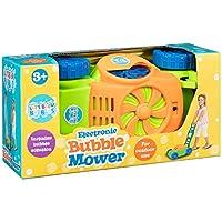Kids Electronic Bubble Mower | Bubble Blowing Machine | Garden Summer Fun Toy