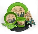 Eco SouLife Camper Set green
