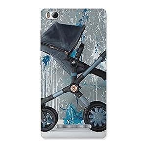 Gorgeous Denim Baby Print Back Case Cover for Xiaomi Mi4i