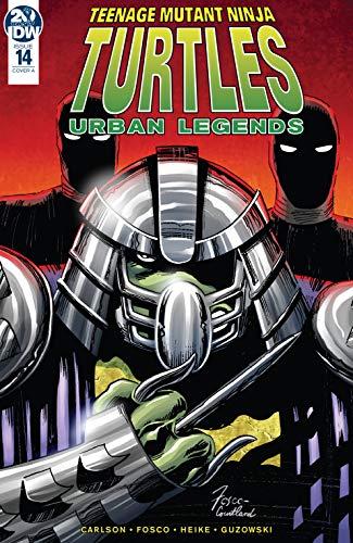 Teenage Mutant Ninja Turtles: Urban Legends #14 (English ...