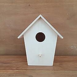 Casa pájaros en madera de pino