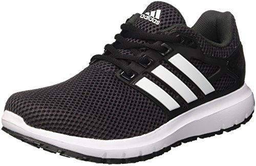 adidas Herren Energy Cloud Laufschuhe Schwarz (Core Black/Footwear White/Utility Black)