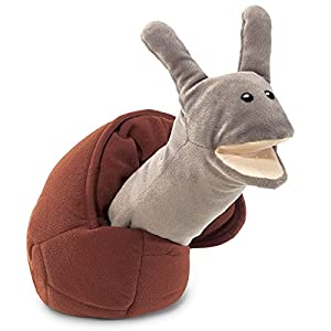 Desconocido Folkmanis Puppets 2028  - Caracol