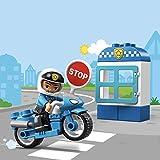 LEGO DUPLO Ma ville - La moto de police - 10900 - Jeu de construction
