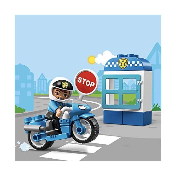 LEGO Duplo - Moto della Polizia, 10900 3 spesavip