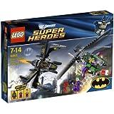 LEGO Super Heroes 6863: Batwing Battle Over Gotham City