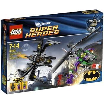 LEGO Super Heroes 6863: Batwing Battle Over Gotham City: Amazon.co ...