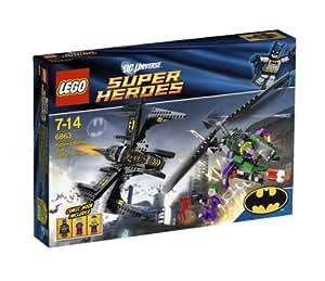 Lego Super Heroes - 6863 - La Bataille en Batwing au-dessus de Gotham City