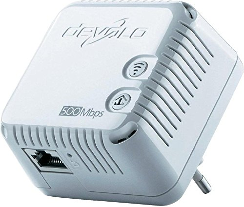 Devolo dLAN 500 WiFi Einzeladapter Brown-Box